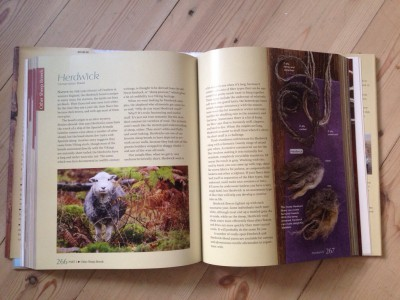 Fleece & Fiber Sourcebook: Herdwick