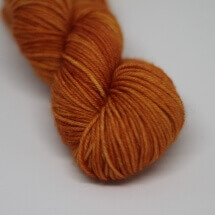 Knitter's Kitchen Yarn: Pumpkin