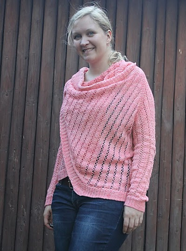 Knitting Math: Re-calculating your size
