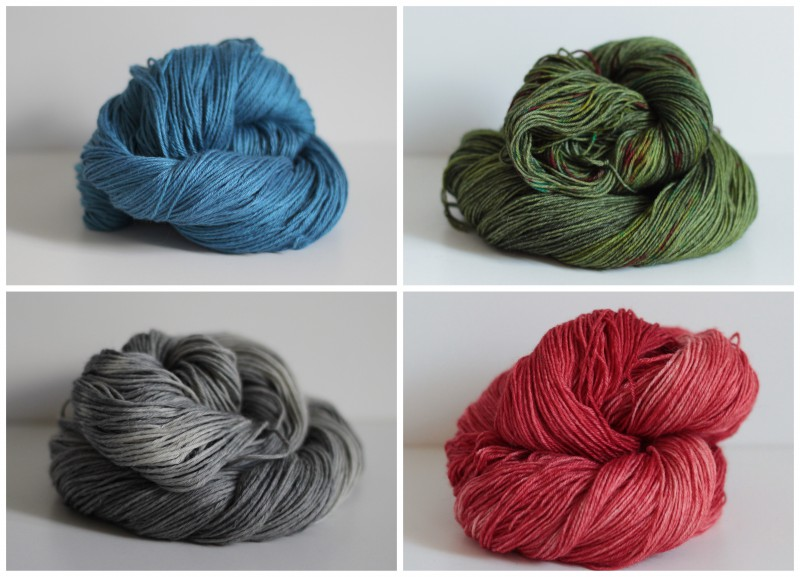 Knitter's Kitchen Shop Update August 31 2014