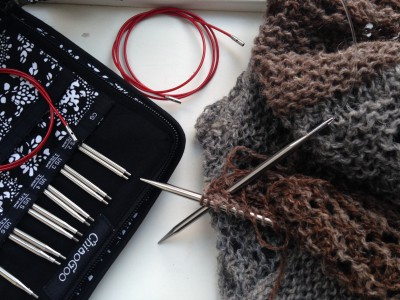 ChiaoGoo Knitting needles